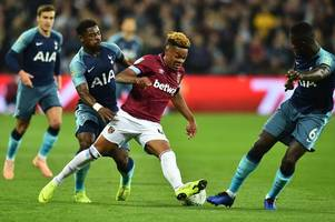 aurier, sanchez, trippier - latest tottenham injury news ahead of burnley clash