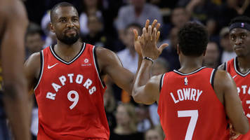 kevin durant says raptors are more than 'an up-and-coming-team'