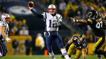 Patriots vs. Steelers Betting Preview: New England and Pittsburgh Renew AFC Rivalry
