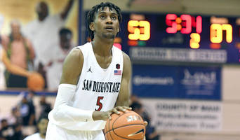 Report: SDSU's Jalen McDaniels Sued for Allegedly Filming, Sharing Sex Video