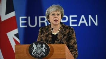 Brexit: More assurances for MPs possible says May