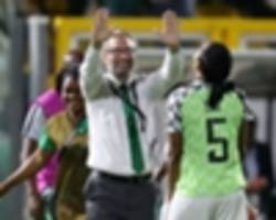 gernot rohr out, thomas dennerby in as caf release final shortlist for coach of the year