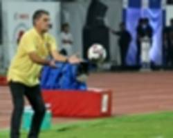 isl: john gregory - it appears chennaiyin fc won't make it to the play-offs