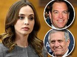 buffy the vampire slayer actress eliza dushku reveals $9.5m sexual harassment settlement with cbs