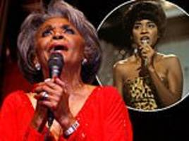 grammy award-winning jazz singer nancy wilson dies at age 81