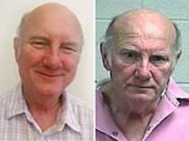 suspected mercy killer, 70, 'shot dead his wife at rehab center after begged him to end her life'