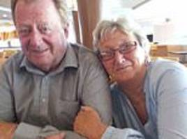 pensioner accused of smuggling £2m rushed to hospital after suffering 'hypertensive crisis'