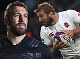chris robshaw ready to right wrongs at the next world cup as he races to be fit for six nations