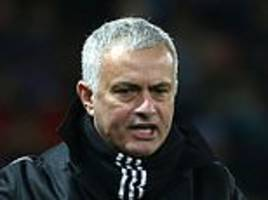 man united boss jose mourinho vows to go all out for a win at anfield