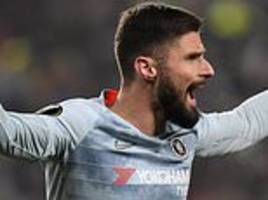 olivier giroud admits his last football dream is to win the premier league