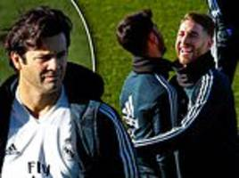 Real Madrid boss Santiago Solari calls for club's fans to back them after boos against CSKA Moscow