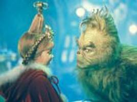 the grinch heads up the five festive tv films you have to catch this christmas
