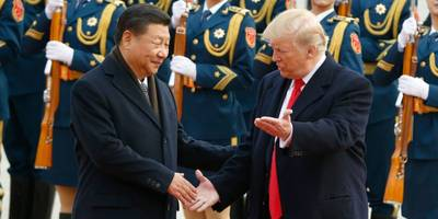 china's xi takes humiliating loss to us on trade, huawei — but trump could be getting played