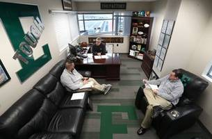 Building the Eagles at Eastern Michigan
