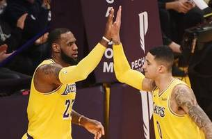 colin cowherd: kyle kuzma is what the lakers thought brandon ingram would be this season