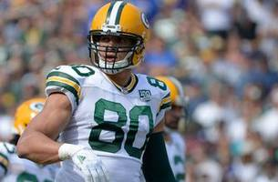 packers' graham not accustomed to lack of production, losing