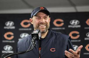 Chicago's Matt Nagy picked by AP writers top coach in 2018