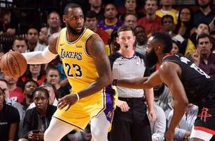marcellus wiley says lebron james showed 'bad leadership' in the lakers loss against the rockets