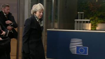 News Daily: EU says no to renegotiating Brexit deal, and Strasbourg attacker shot dead