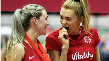 England Netball: Sport England to back national programme until 2021