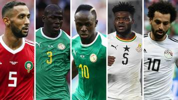 BBC African Footballer of the Year 2018: Winner to be named