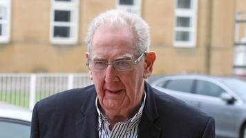 Former Celtic Boys Club manager Frank Cairney guilty of abuse