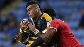 Wasps face Toulouse trip without England duo (Sat)