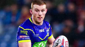 jack hughes: warrington second row signs contract extension