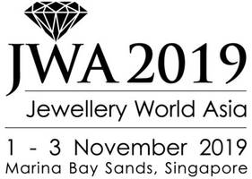 Jewellery World Asia: Setting The Stage for Asia's Finest Jewellery Show, 1-3 November 2019 in Singapore