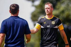 Newport County manager Michael Flynn responds to Bristol Rovers links
