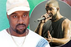 kanye west sparks new drake feud in jaw-dropping twitter rant