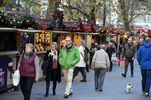 Campaigners' anger after 'real fur' found on sale at Cheltenham's Christmas market