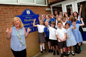 our best primary school revealed - but where does yours rank?