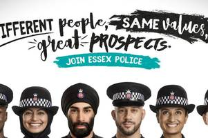 essex police to recruit more black, asian and minority ethnic officers in new campaign
