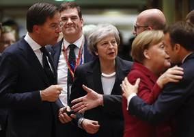 no renegotiation on brexit deal: eu leaders tell britain