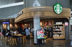 Starbucks to expand delivery in US, China