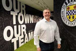 New St Mirren director David Riley vows to make up for lost time as he finally gets to live his Buddies dream