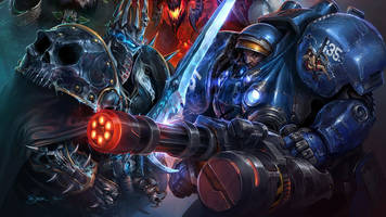 blizzard scales back heroes of the storm development, cancels 2019 esports events