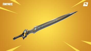 Epic pulls overpowered Infinity Blade from Fortnite, says it 'messed up'