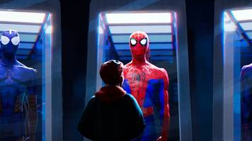 spider-verse has the first posthumous stan lee cameo, and the best one