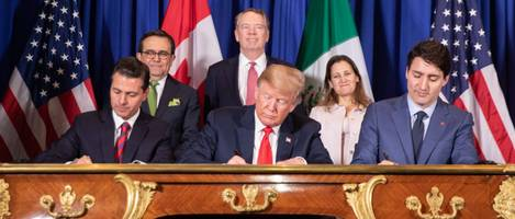 Is Mexico Paying for the Wall Through USMCA?
