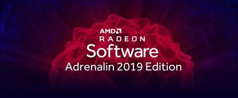 AMD delivers numerous updates with its Radeon Software Adrenalin 2019 Edition