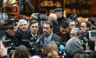 Police look at whether Strasbourg attacker had accomplices