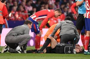 The emotional gesture from Antoine Griezmann that made a big impression on Laurent Koscielny