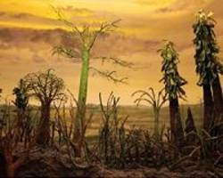 Climate change also wiped out life on Earth 252 million years ago