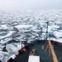 the wrong place at the wrong time - scary signs of polar winter warming