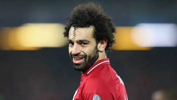 Liverpool Star Mohamed Salah Wins BBC African Footballer of the Year for Second Year Running