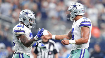 Week 15 DFS Values and Picks: How 'Bout Them Cowboys?