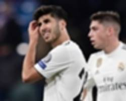 What's wrong with Marcos Asensio? Real Madrid ace still struggling to replace Ronaldo