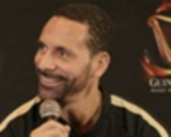 rio ferdinard rules out manchester united from winning epl and champions league